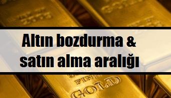 Altın bozdurma & Altın satın alma